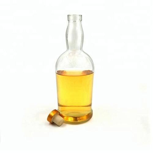 Whisky Spirit Glass Bottle