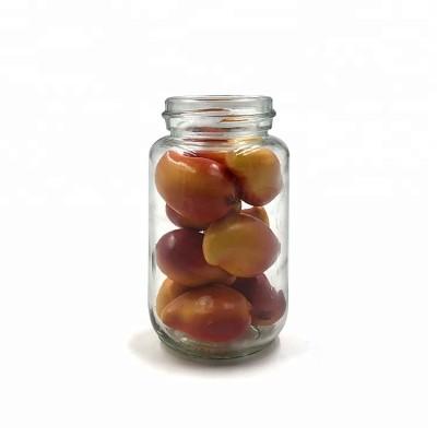 Glass Panelled Jar