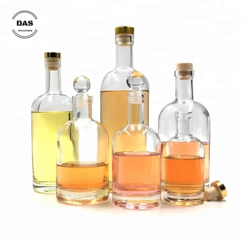 Botellas de licor espíritu Oslo