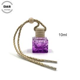 Botella de cristal del difusor del coche del perfume