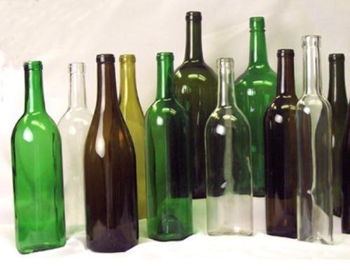 Sentido común de botella de vidrio al por mayor.