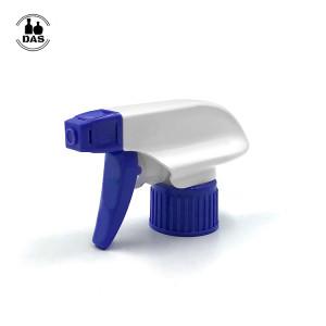 Das spray plast bomba de pulverizador de gatillo de plástico completo