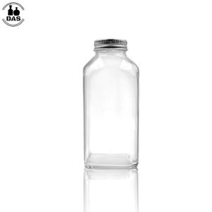 Botella de jugo