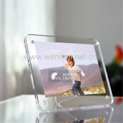 High Polished Acrylic Plexiglass Picture Photo Frames