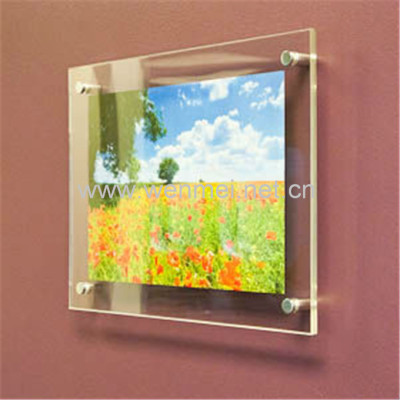 HOT Sale A0 Acrylic Photo Printed Wall Frame