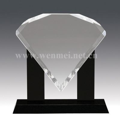 2019 Customized Shape  Acrylic Awards Acrylic Trophy
