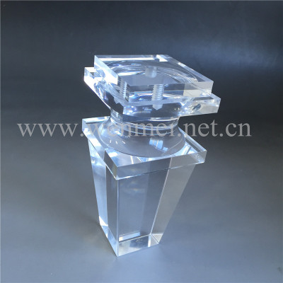 Customized Shape Acrylic Furniture leg, sofa leg