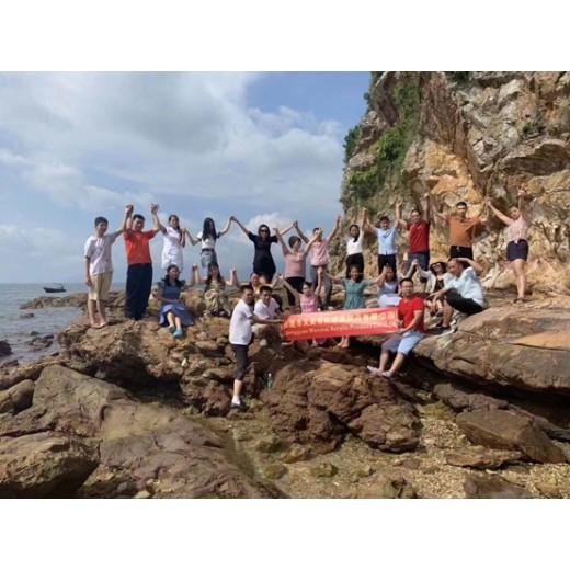 Wenmei acrylic company travel to xizhou island