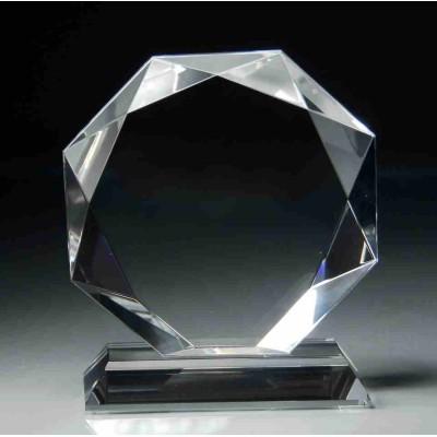 2019 High quality transparent trophy acrylic