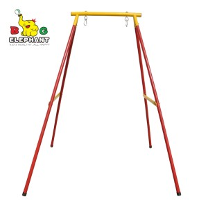 Outdoor Garden Metal Swing Stand For Swing