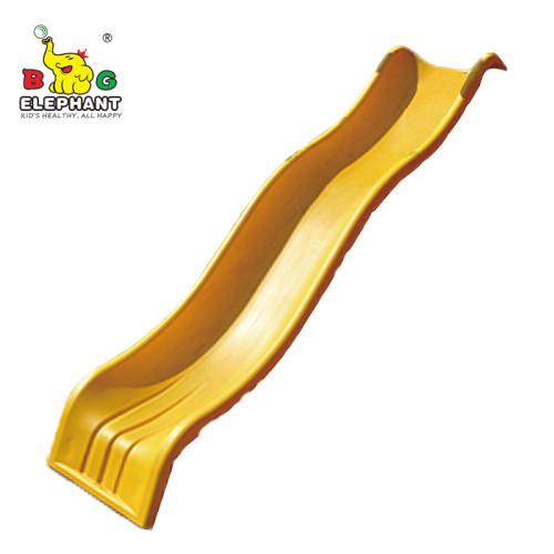 10 Feet Baby Wave Slide for Kids Preschool Kids Plastic Slide