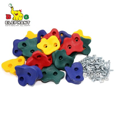 Professional Large Climbing Wall Rock Climbing Holds