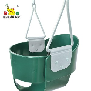 Duty High Back Full Bucket Toddler Swing Seat