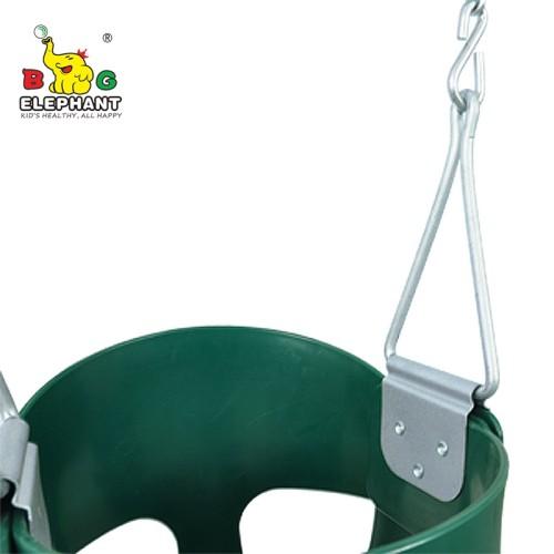 Duty High Back Full Bucket Toddler Swing Seat