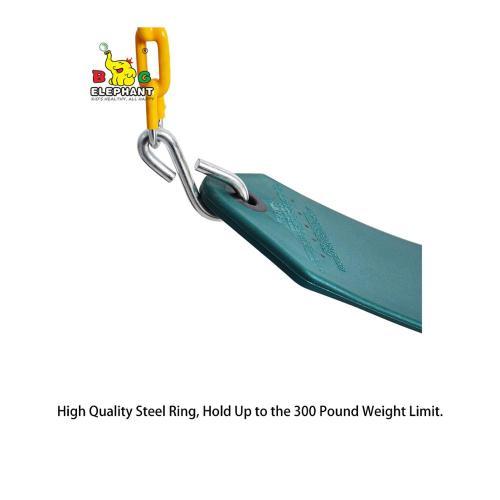 Soft EVA Outdoor Children Patio Swing Seat Belt