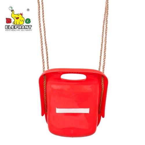 Plastic Modern Plastic Kids Snug 'n Secure Swing Seat with Detachable Baffle