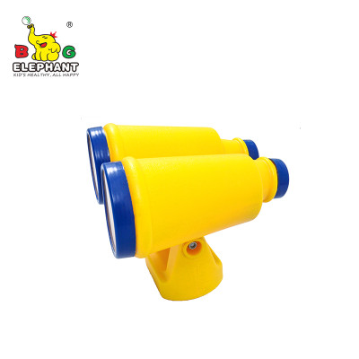 Kids Plastic Toy Mini Binocular For Children