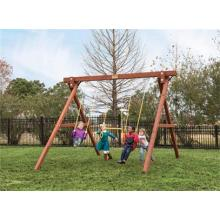 Types and Components of Kids Swing Sets