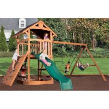 How to Maintain Wooden Outdoor Play Sets?