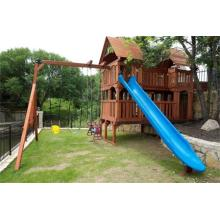 8 Tips to Extend the Service Life of Wooden Swings