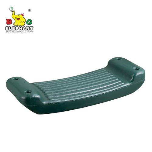 Rigid Hard Seat Child Swing - Multicolor