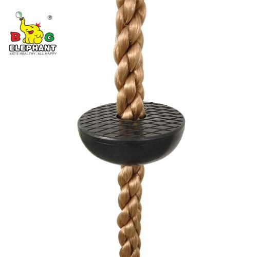 Playground Climbing Rope for Swing Set or Jungle Gym – Ninja Rope Outdoor Playground Equipment