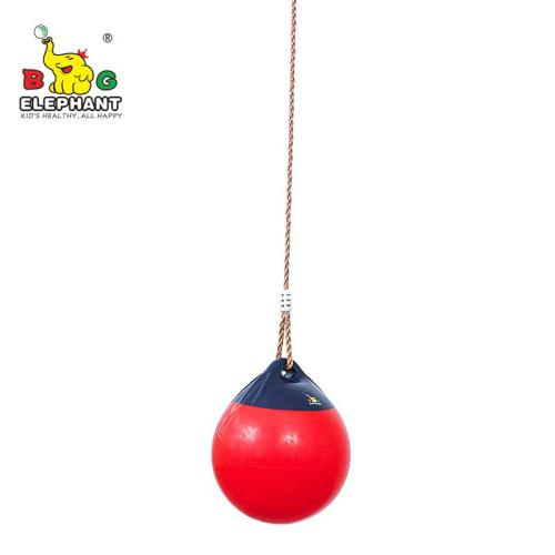 Inflatable Bouy Ball Ride On Children Swing Ball with Rope