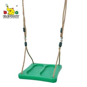 One of A Kind Standing Swing with Adjustable Ropes - Fully Assembled
