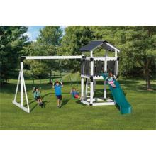 What Problems Should Be Paid Attention to when Installing Kids Swing?