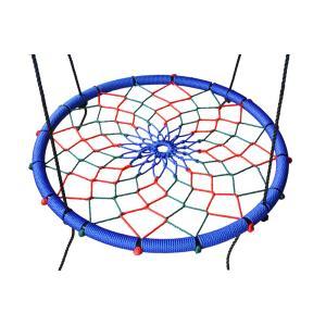 2021 New Pattern Flower baby Indoor Round Nest Swing for kids
