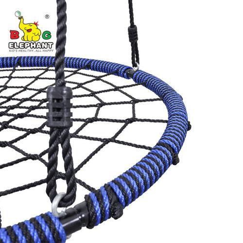 2021 Detachable Foldable Round Rope Net Webbing Swing For Children