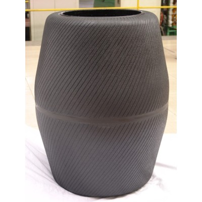 BUTYL RUBBER B TYPE CURING BLADDER FOR BIAS AGRICULTURAL (AG) TIRE