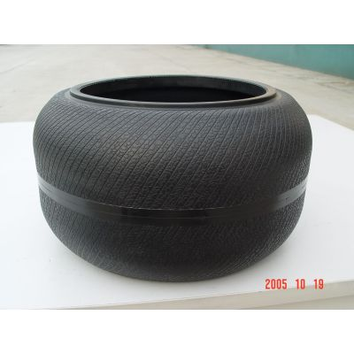 BUTYL RUBBER B TYPE CURING BLADDER FOR RADIAL INDUSTRIAL & OTR TIRE