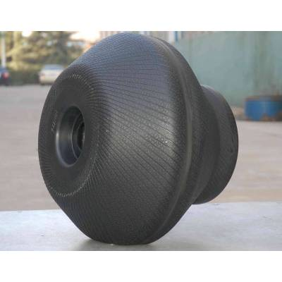BUTYL RUBBER AB TYPE RADIAL TYRE CURING BLADDER FOR PCR & LTR