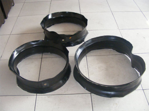 GOOD AGING RESISTANCE FLAP FOR PROTECTING INNER TUBE