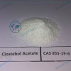 Clostebol acetate (Turinabol) CAS NO.: 855-19-6