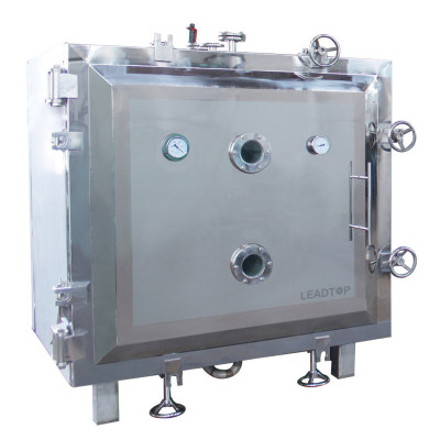 FZG-48 Rectangular Vacuum Drying Machine for food herbs with low temperature