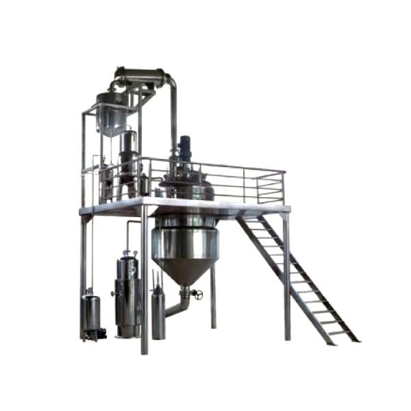 Unidad de extracción y concentración de circunferencia térmica LTN-2/500