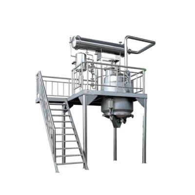 LTN-3/750 100% Calidad garantizada de extracción y concentración de aceite de CBD