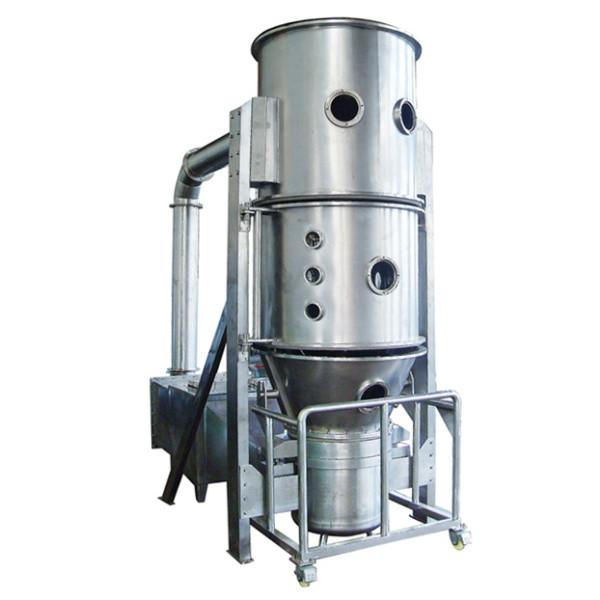 Máquina de secado de lecho fluido de secador de ebullición de alta eficiencia FLP-5 para polvo granulado