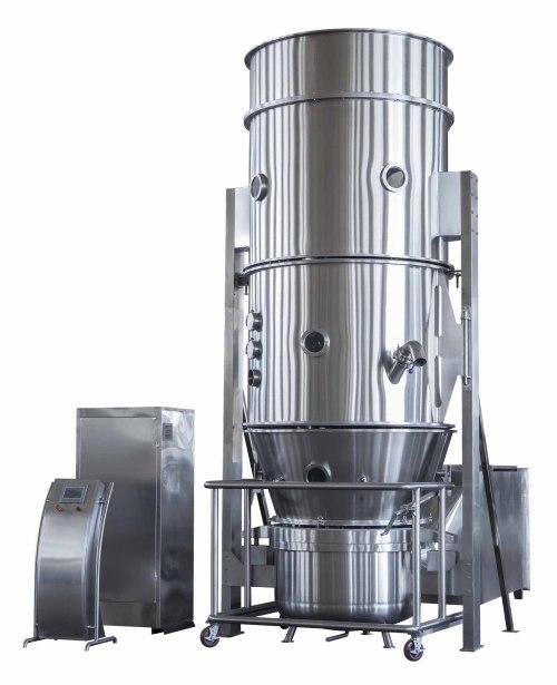 FL-60 Drier Fluid Bed machine for lab,drier,granulator,coating muti-fuction