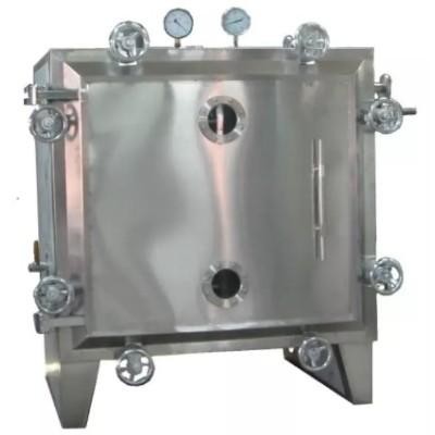 Máquina de secado al vacío de frutas y verduras cuadradas FZG-8 / horno de secado al vacío