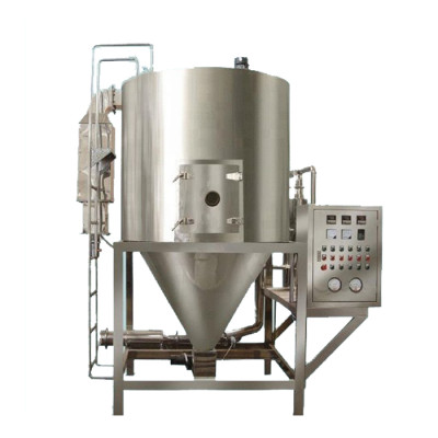 LPG-25 Stainless steel spray drying equipment for detergent egg powder plant