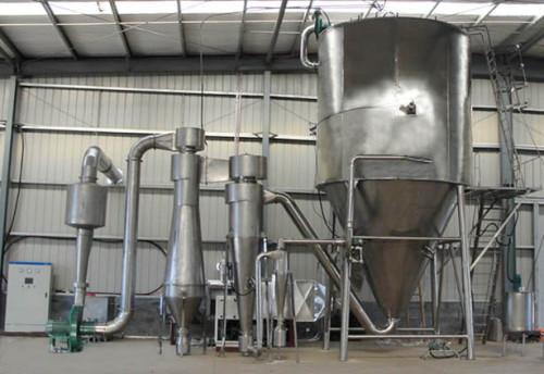 LPG-25 Stainless steel spray drying equipment for detergent egg powder plant