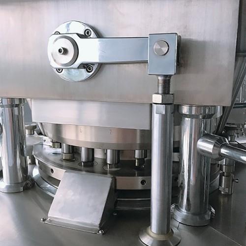 Máquina automática de prensa de tabletas rotativas