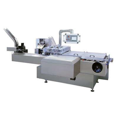 ZH-120D Automatic Folding Carton Packing Machine for Blister and Strip packs