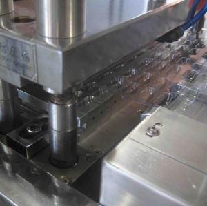 DPP-320A Automática Cápsula Tableta Aluminio Plástico Blister Empaquetadora precio