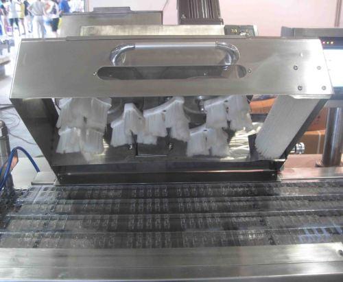 DPP-320A Automatic Capsule Tablet Aluminum Plastic Blister Packing Machine price