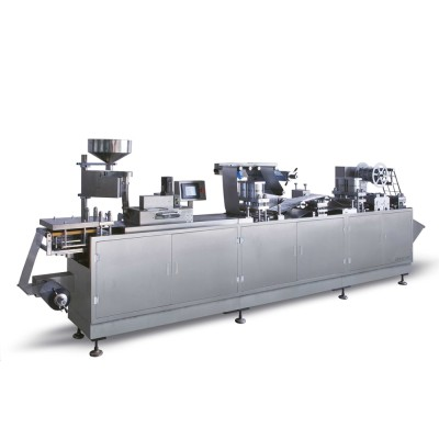 DPP-250F Automatic Tropical High Frequency Syringe Blister Packing Machine