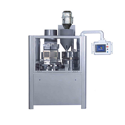NJP-2000 Fully Automatic Hard Gelatin Capsule Filling Machine passed CE
